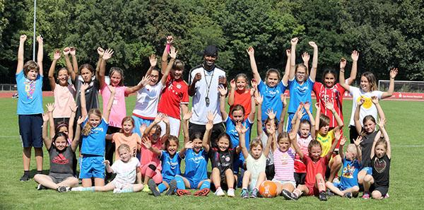 FFC Neuwied - Tag des Mädchenfußballs