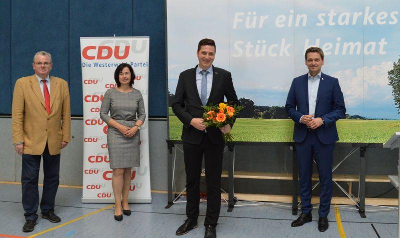 Janick Pape CDU-Direktkandidat im Landtagswahlkreis 5