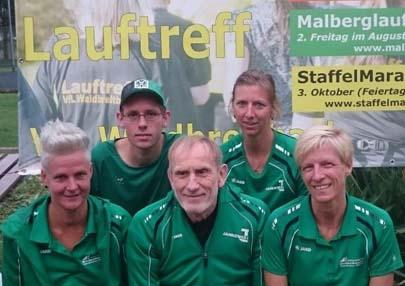 TuS Horhausen blickt auf erfolgreiche Laufsaison