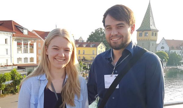 Siegener Studierende trafen auf Nobelpreistr�ger