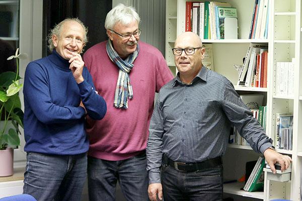Arno Jacobi tritt für FWG Neuwied bei Stadtratswahlen an