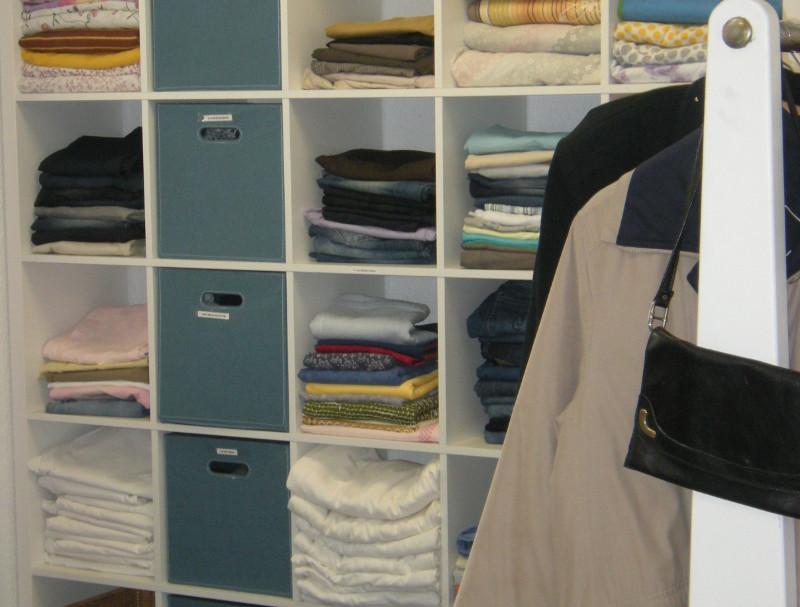 Kleiderkammer wieder in Betrieb