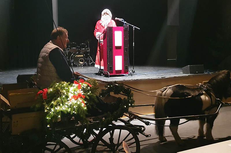 Großes Programm beim Gemeindefest 60plus in Windhagen