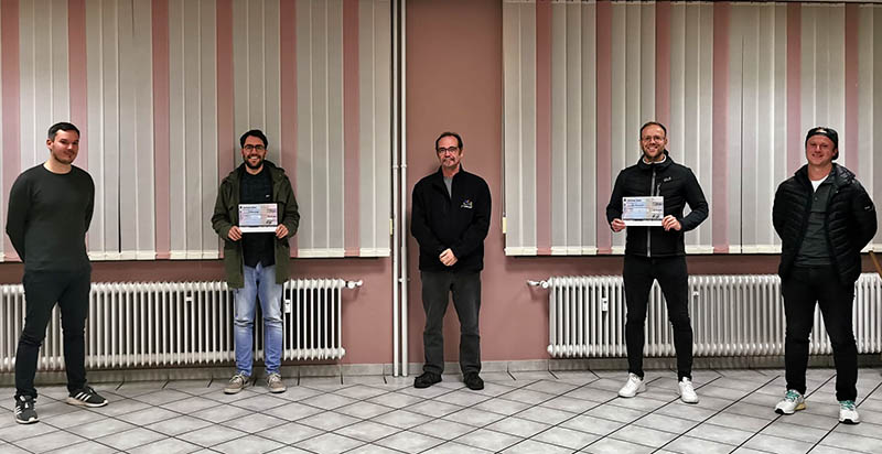 Ortsgemeinde Linkenbach unterstützt ortsansässige Vereine