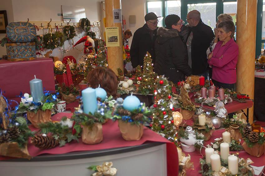 28. Oberhonnefelder Weihnachtsmarkt Tradition auf neuem Weg