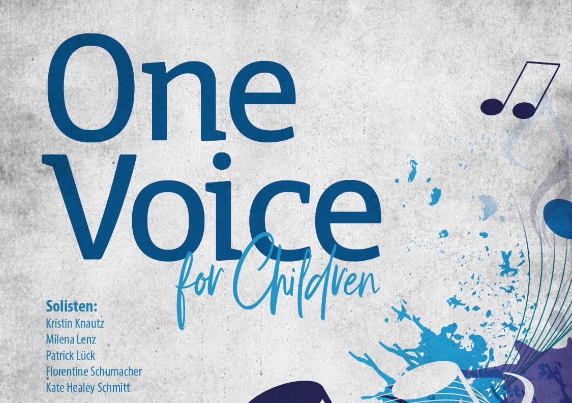 �One Voice for Children�: Benefizkonzert f�r Kinder