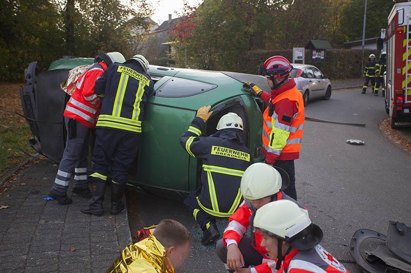 Verkehrsunfälle in Kreisen Altenkirchen und Neuwied leicht rückläufig