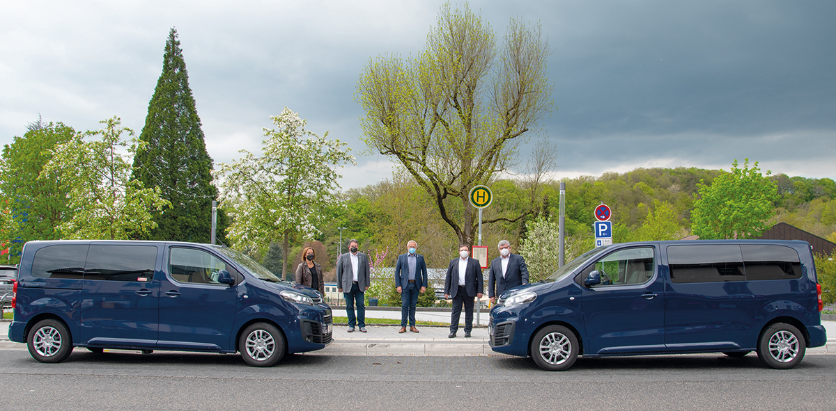 On-Demand-Mobility: Kreis will Modellprojekt in VG Asbach