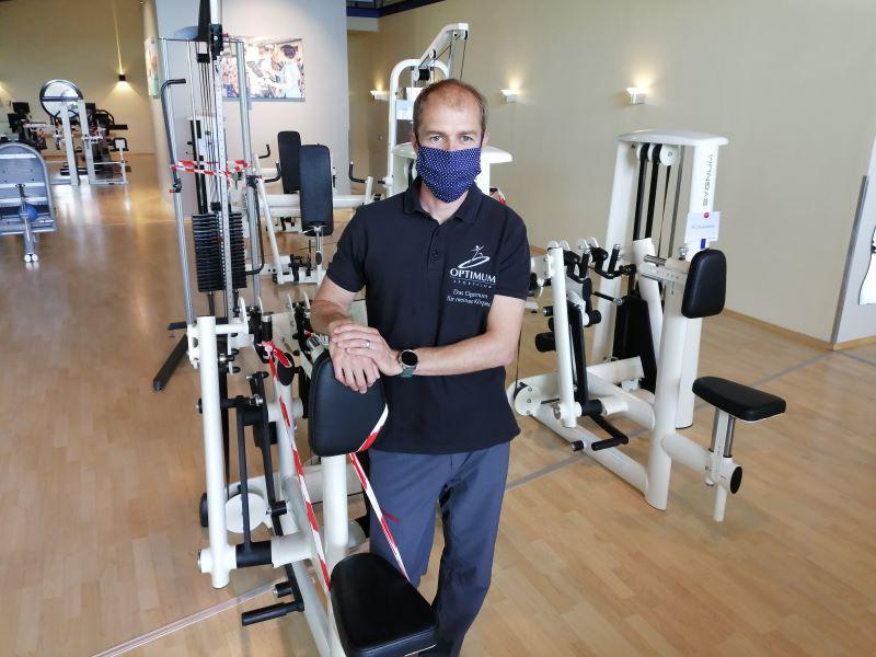 Fitnessstudios nach 70 Tagen Corona-Pause wieder geöffnet