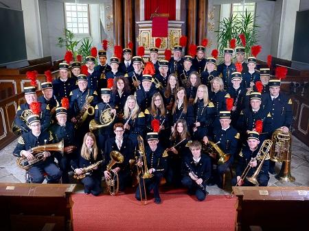 Daadetaler Knappenkapelle feiert Jubil�um im August 2020