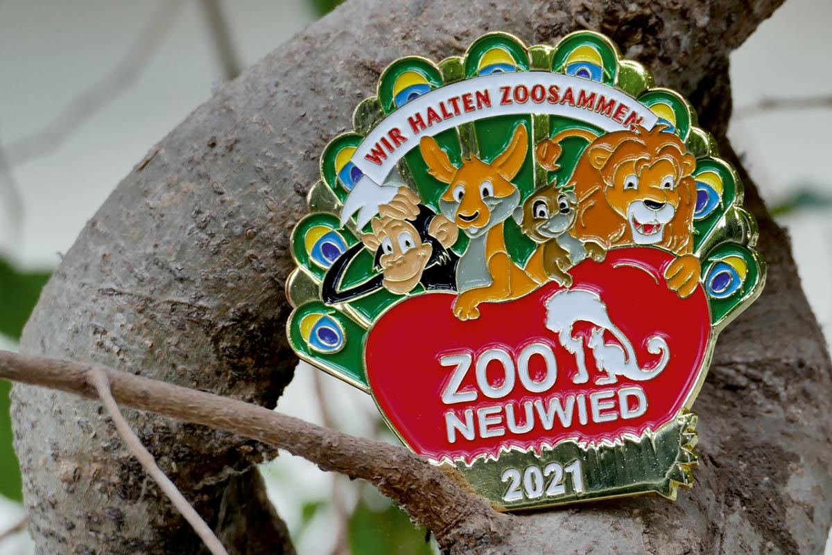 Prinzengarde Weis spendet über 10.000 Euro für Zoo Neuwied