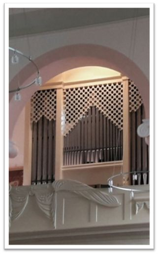 """Orgel ganz nah"" in Marienrachdorf"