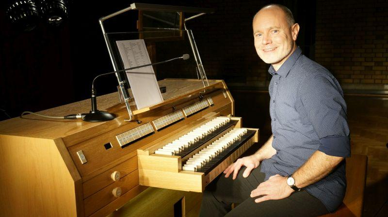 """Konzert """"Orgel rockt"""""""