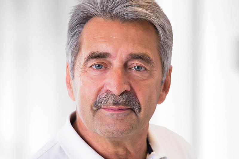 Dr. Reinhold Ostwald, Ärztlicher Direktor Evangelische Krankenhaus Dierdorf/Selters. Foto: Krankenhaus