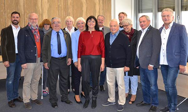 Besuch der CDU Unkel in der Partnerstadt Kamen