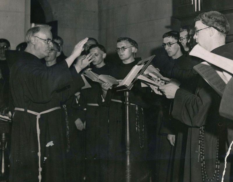 Erinnerung an Pater Petrus Sinzig