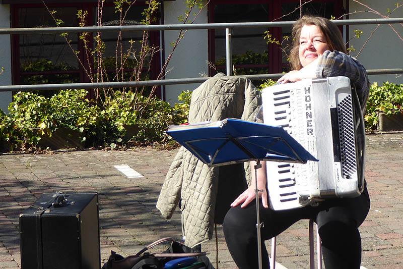 Musikalischer Nachmittag an der Senioren-Residenz Sankt Antonius
