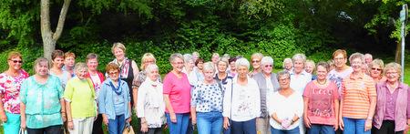 Altenkirchener Landfrauen besuchten hessische Gartenschau