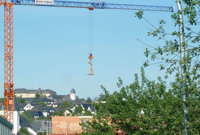 Bauboom in Hachenburg ist ungebrochen