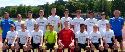B-Junioren Rheinlandpokal: JSG Wisserland im Achtelfinale