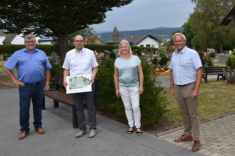 Anerkennung als Ansporn: Schwerpunktgemeinde Dattenberg hat viel vor
