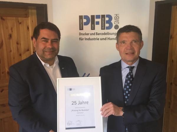 Wachstum ist angesagt: Niederfischbacher PFB GmbH wird 25 Jahre alt