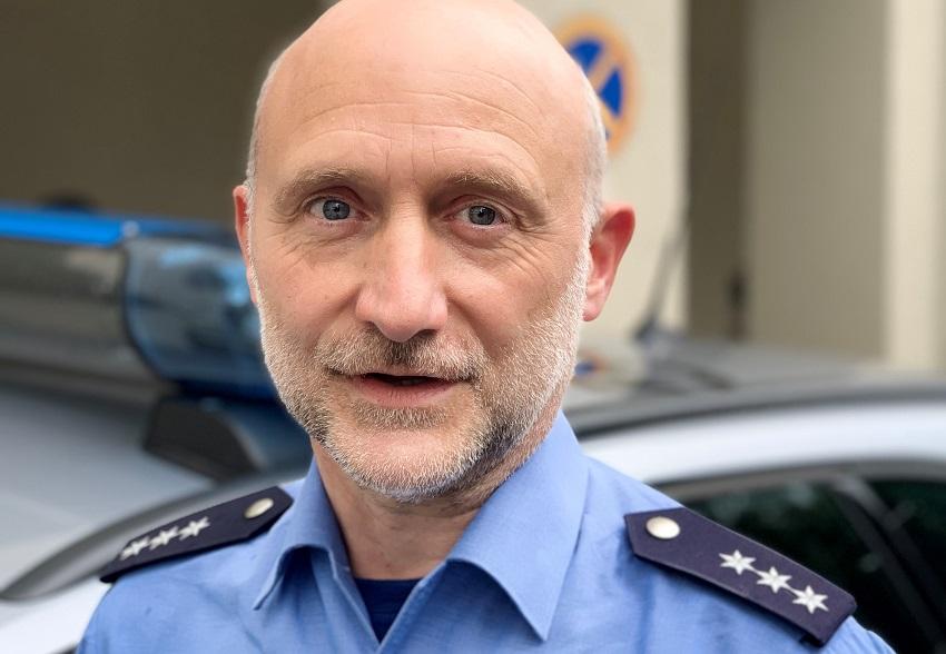 Neuer Polizei-Bezirksdienstbeamter in Daaden stellt sich vor