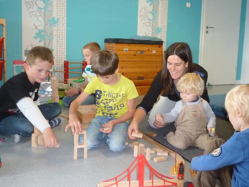 Tagespflege: Im Oktober startet ein neuer Qualifizierungskurs