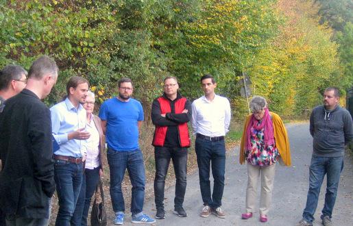 Herdorfer CDU-Fraktion besuchte Seniorendorf Stegelchen