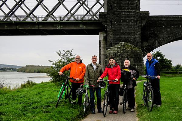 Michael Mang: Neuwied zur fahrradfreundlichen Stadt gestalten