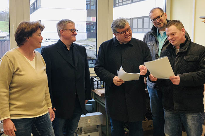 Mahlert: Kreis investiert 500.000 Euro in Realschule plus