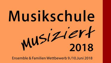 �Musikschule musiziert�: Wettbewerb und Konzert am Wochenende