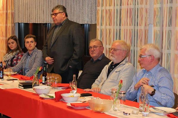 Mitgliedervotum prägt Heringsessen der SPD Puderbach