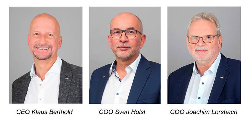 Holst und Lorsbach in Geschäftsführung von HB Protective Wear berufen