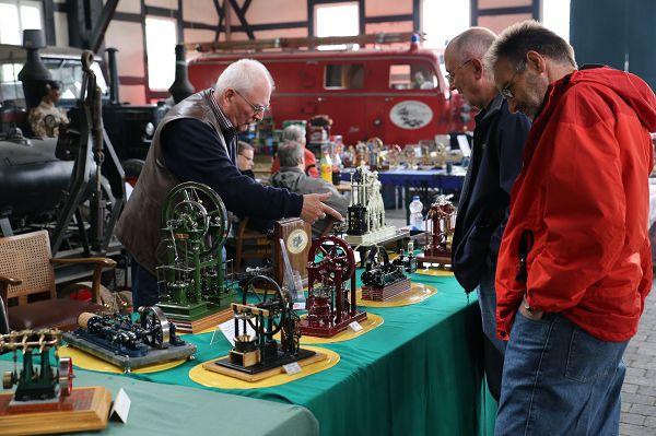 Technikmuseum Freudenberg feiert 250 Jahre Dampfmaschine