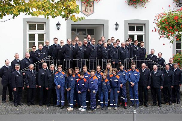Herschbacher feiern am 15. und 16. September ihre Feuerwehr