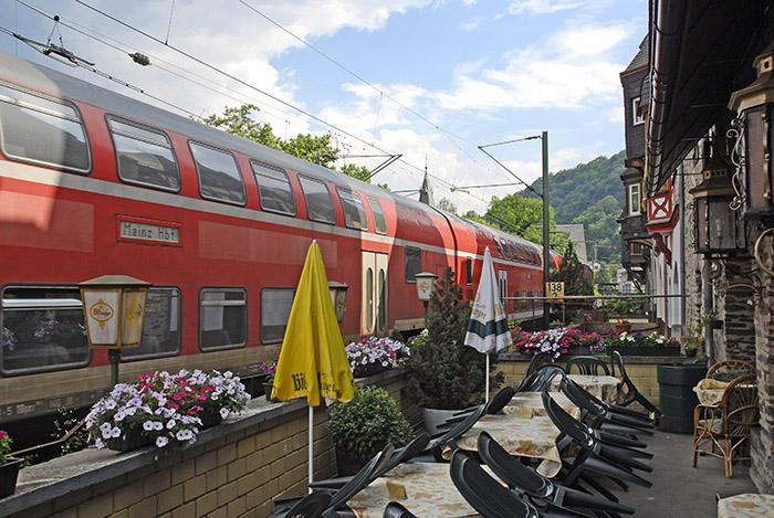 Bahnlärm-Messstationen in Betrieb genommen