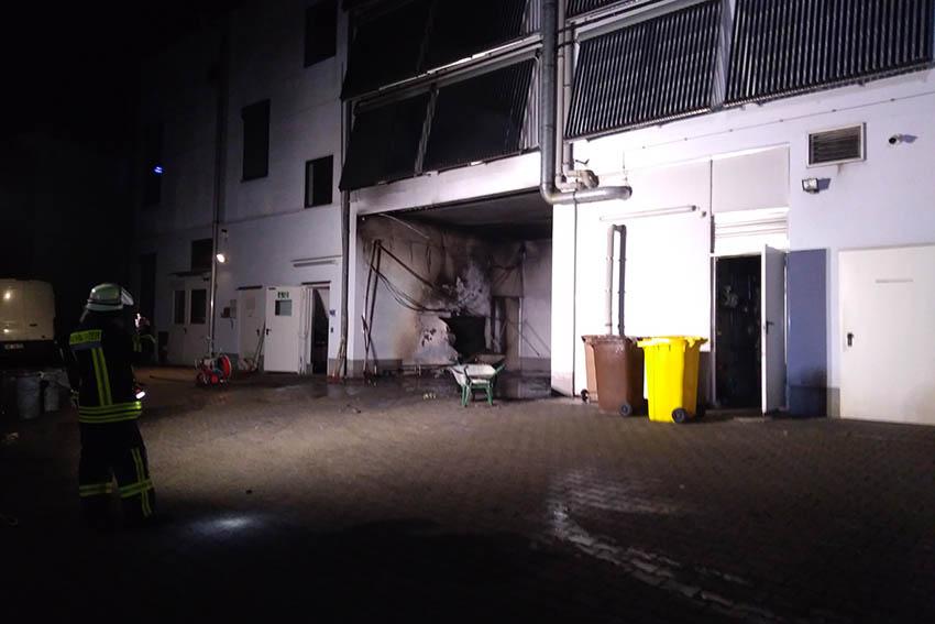 Feuerwehren Kurtscheid und Bonefeld die Nacht im Einsatz