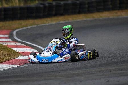 Pablo Kramer duelliert sich mit internationaler Konkurrenz