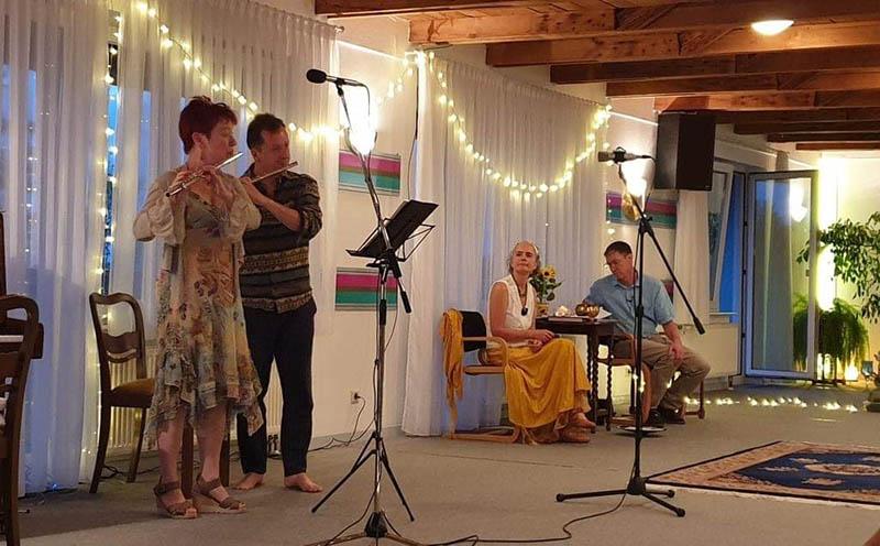 Palette M in Rodenbach präsentierte Sommernachts-(t)raum