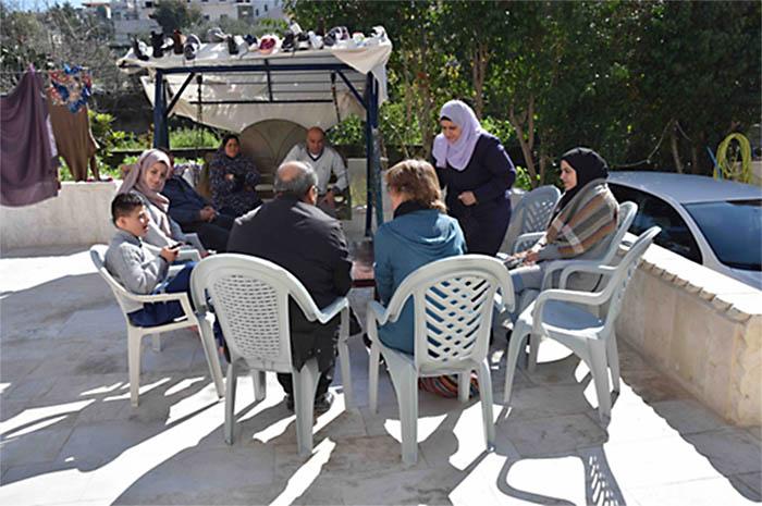 Stadt Neuwied startet Corona-Solidarprojekt in Palästina