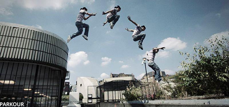 Auf den Spuren der Ninja Warrior: Parcours - Grundkurs