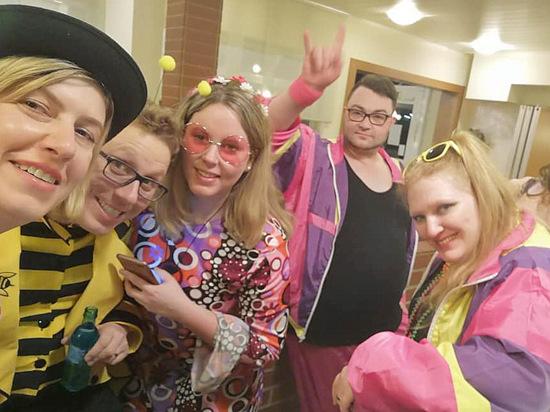 Almersbacher Karnevalssitzung begeisterte