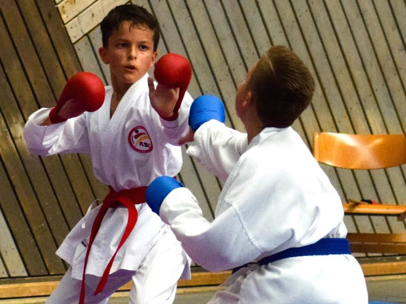 Karate: Doppelsieg für Jonas Schiefelbein