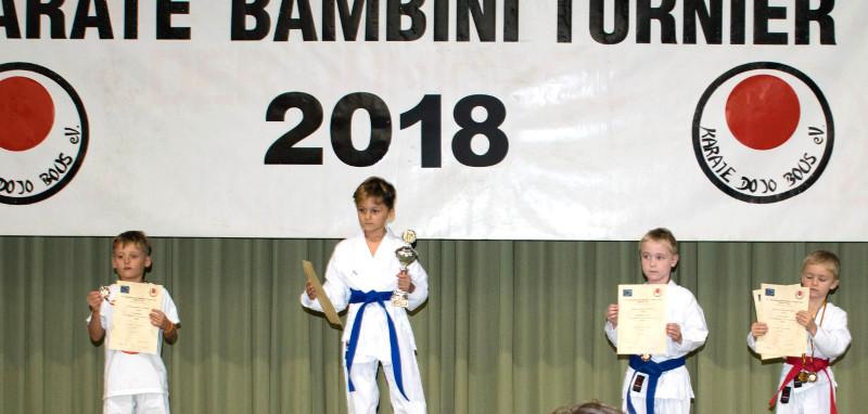Karate: KSC Team mit 11 Medaillen in Bous/Saarland