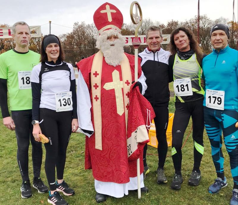 Lauftreff Puderbach war beim Nikolauscross erfolgreich