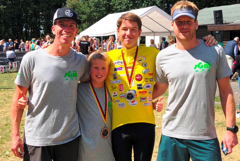 """Puderbacher Triathleten beim 34. """"Mörsbachmän"""" erfolgreich"""