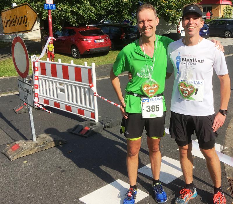 Lauftreff Puderbach auch beim Rheinhöhenlauf aktiv