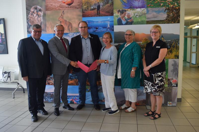 Pflegestützpunkt Puderbach: Neue Trägerschaft