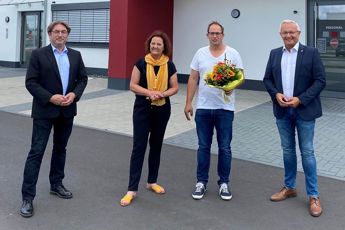 Abfallwirtschaft Landkreis Neuwied AöR wählt neuen Personalrat